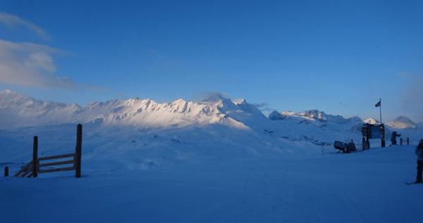 Ha pisten for dig sjalv med First Track i Val d'Isere.
