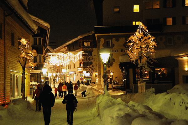 Jul i St. Anton