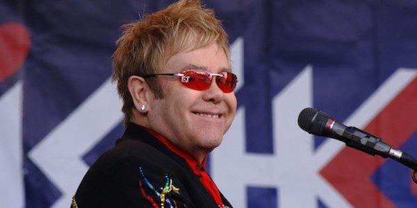 Sir Elton John till Top of the Mountain i Ischgl.