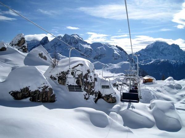 Skidområdet i Tignes och Val d'Isère formar tillsammans L'Espace Killy som många menar är ett av världens bästa.