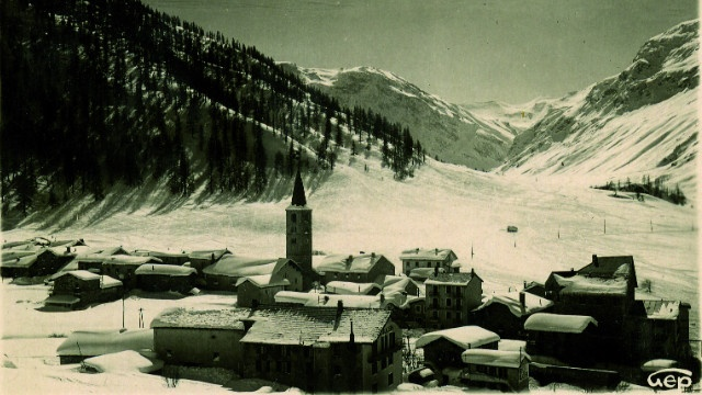 Val d'Isere i 1896