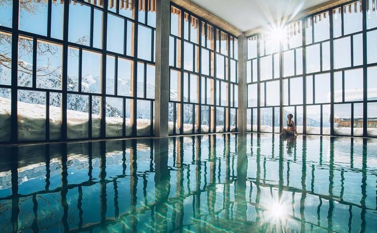 La Rosiere - Alparena Hotel & Spa