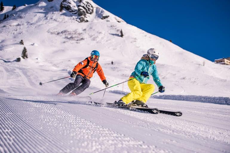 Bad Gastein skidåkning