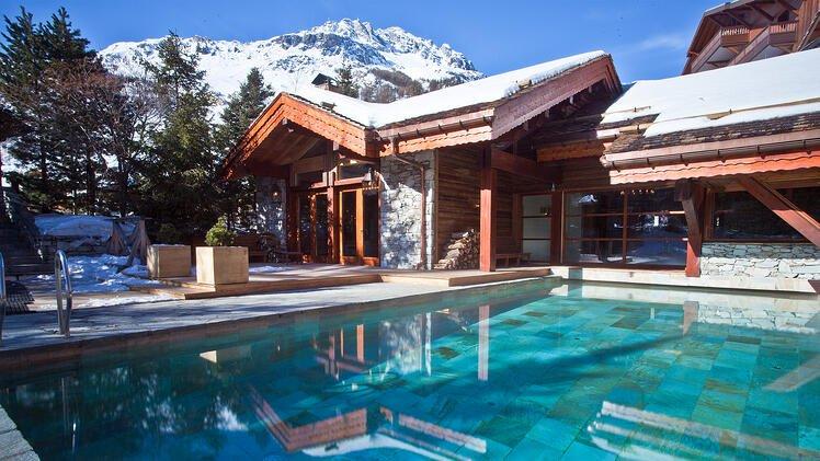 Spa i Alperna