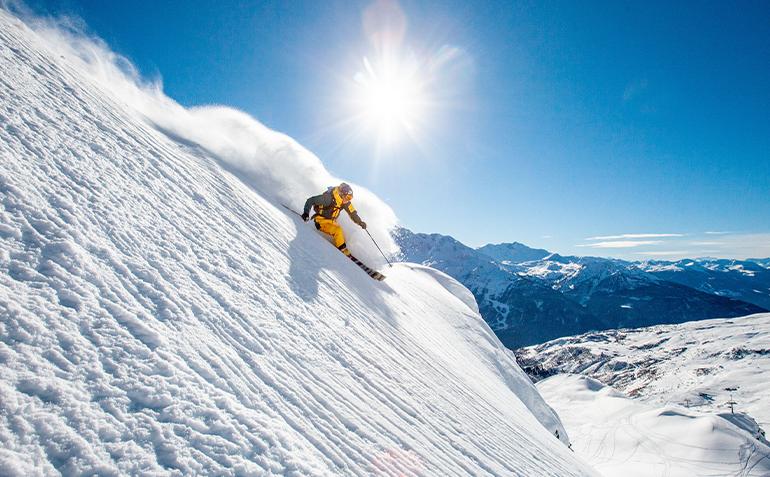 Nortlander - skidåkning