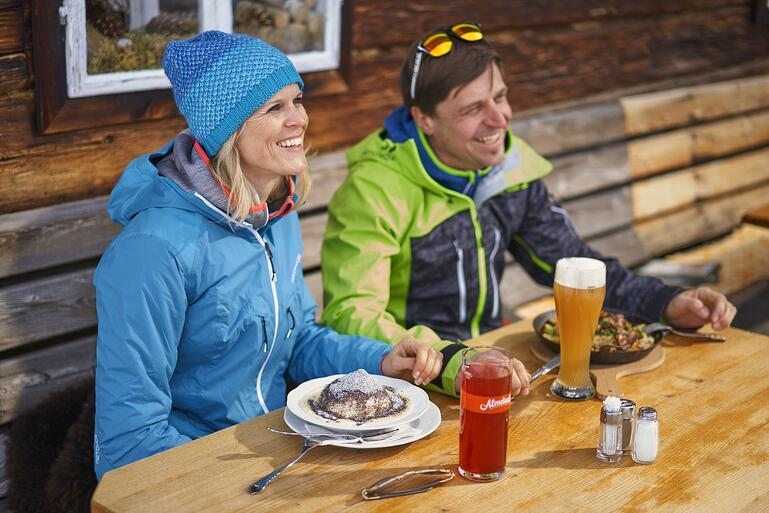 Schladming lunchpaus