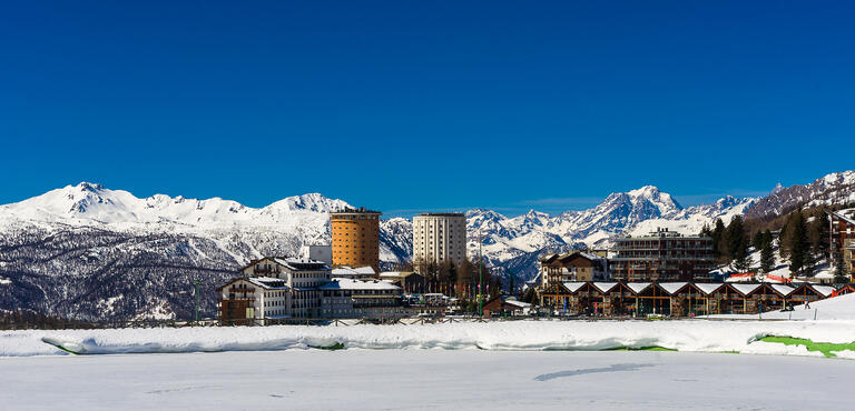 Sestriere by