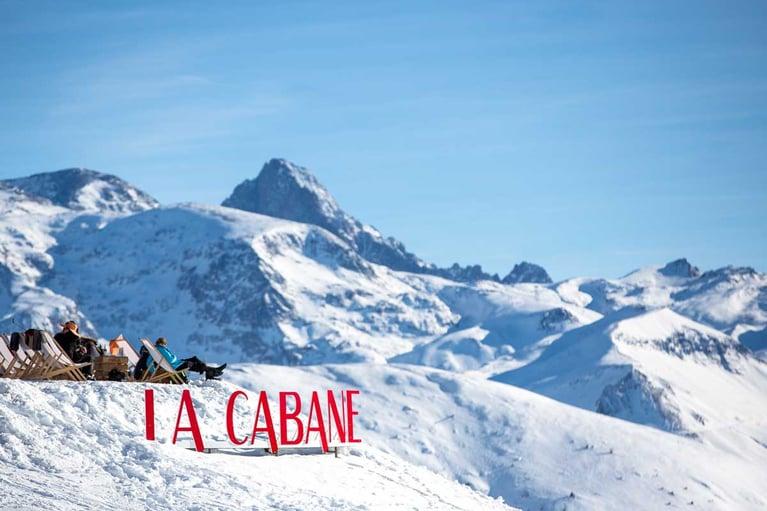 Alpe d'Huez - La Cabane