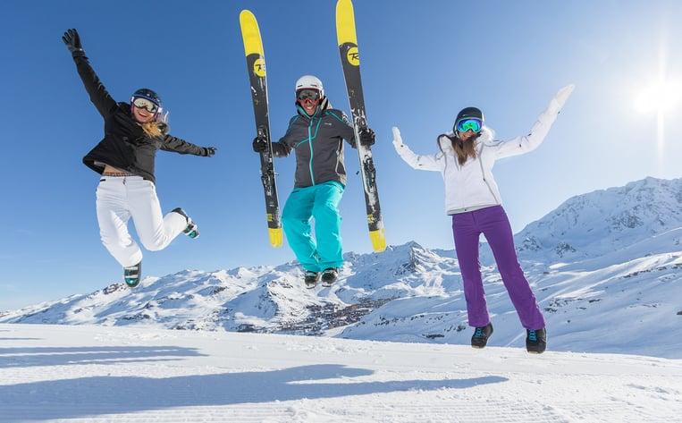 SkiersVal-Thorens